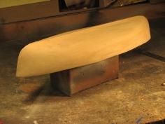 Clem Model - Hull Bottom