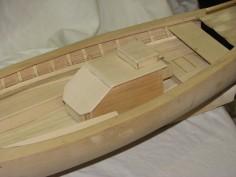 Clem Model - Engine Box